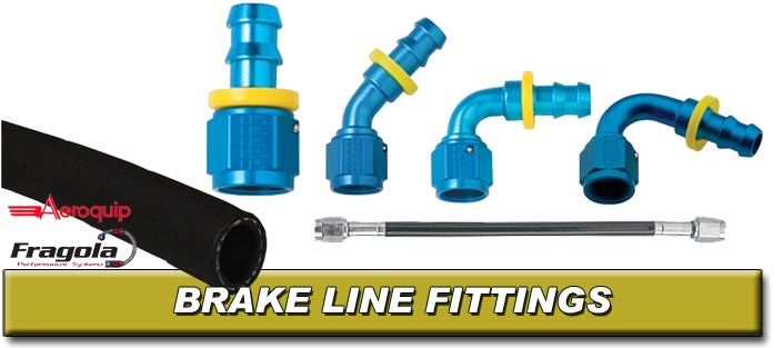 Brake Line Fittings