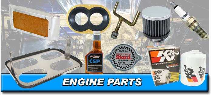 Sprint Car Engine Parts