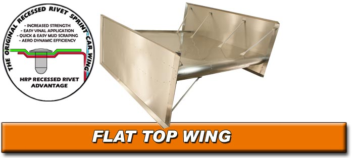Flat Top Wing