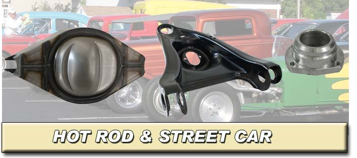 Hot Rods and Street