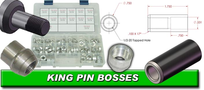 King Pin Bosses