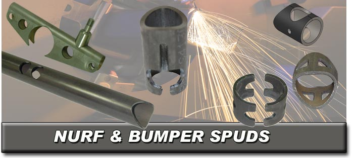 Nurf and Bumper Spuds