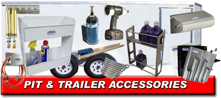 Pit & Trailer Accessories