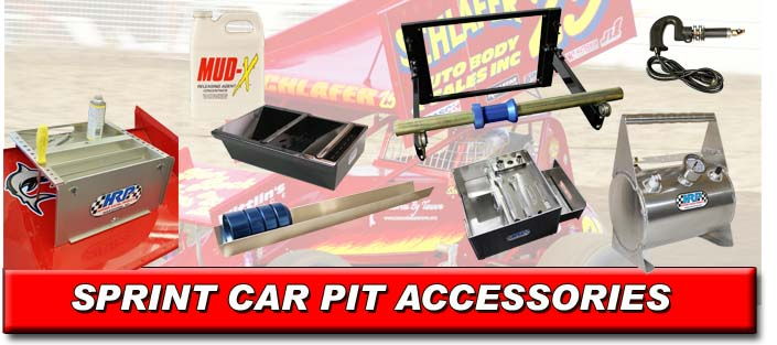 Sprint Car Pit Accessories