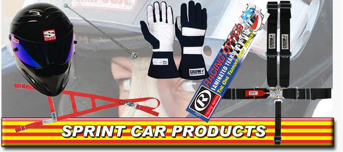 Sprint Car Safety products