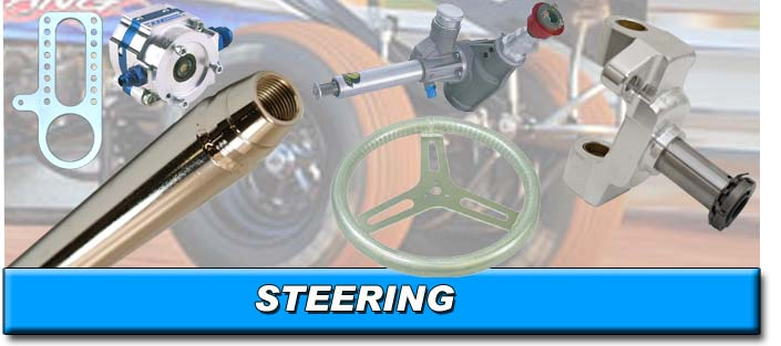 Sprint Car Steering