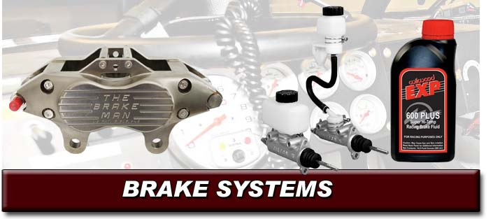 Stock Car Brake Systems