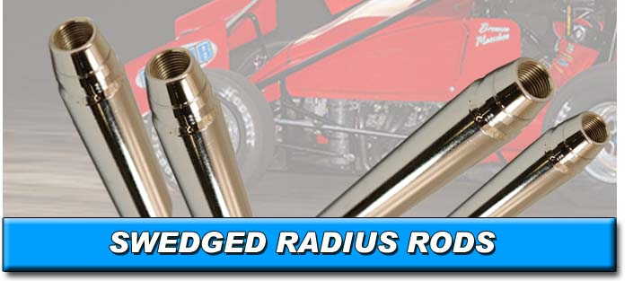 Sprint Car Radius Rods