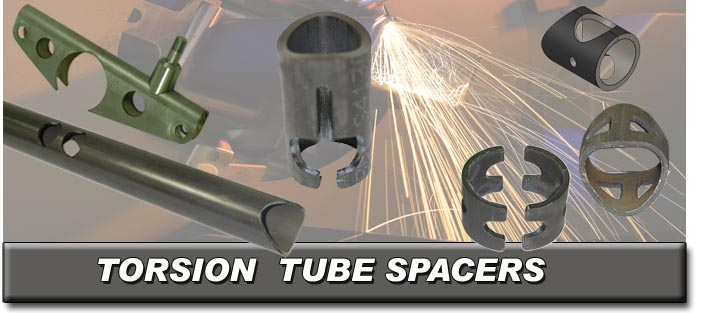 Torsion Tube Spacers