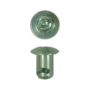 Picture of 0.550 Steel Button