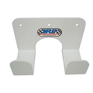 Picture of Small Broom Holder, White Powder Coat