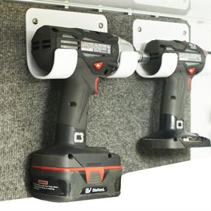 Picture of Cordless Drill, Cordless Impact Holder, Black Powder Coat