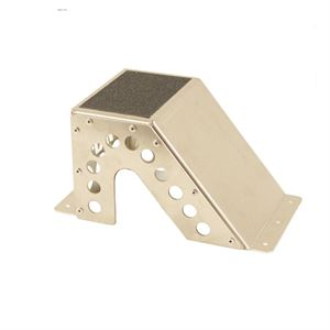"Picture of Heel Riser, 4"", Aluminum"