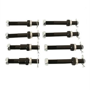 Picture of Shock Pin Kit, 8 Pieces, Kwik Clip, Aluminum
