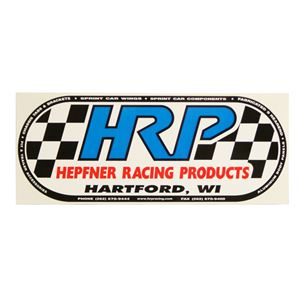 Picture of HRP Sticker 8""