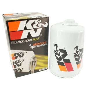 Picture of K&N Oil Filter, Chevy, Heavy Duty