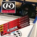 Picture of Racing Optics Tear Offs, Xstack 10209C, Simpson Shark and Vudo