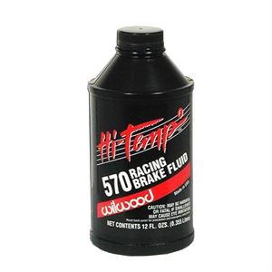 Picture of Wilwood 570 Brake Fluid, 12oz