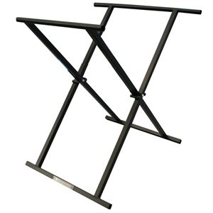 Picture of Regular Non Rolling Kart Stand Black