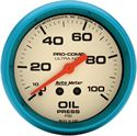 Picture of AUTOMETER OIL PRESSURE ULTRA-NITE 4521