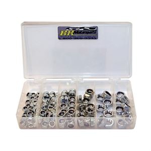 Picture of Aircraft Steel Nut Kit 105 pcs
