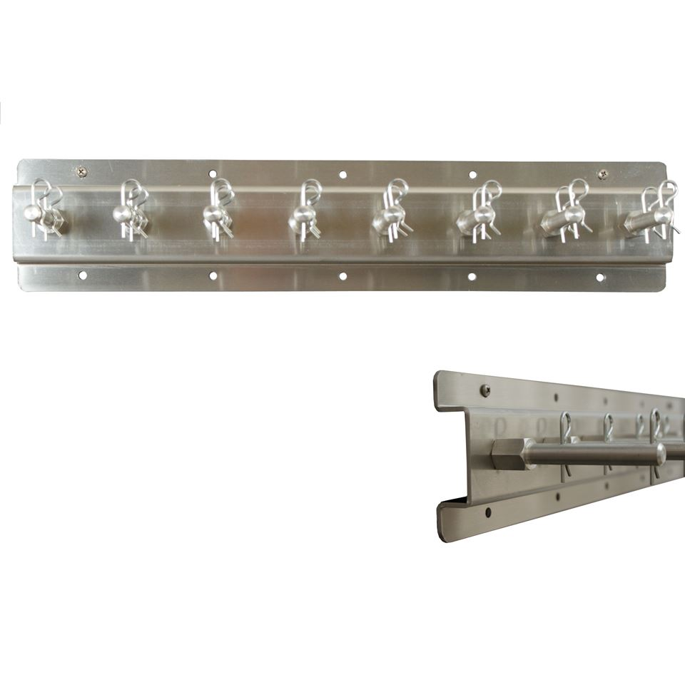 Shock Rack Wall Mount 20 Inch Long Double Row 8 Position Includes Pins Black moreover Duck Or Drake Khaki C bell additionally 4 Axle Dog furthermore 48275 in addition Lightweight Aggregate Trailer. on bottom of a double axle trailer