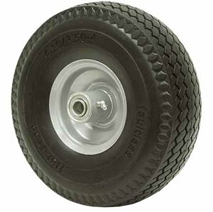 "Picture of 10"" Wheel/Tire Flat Free"