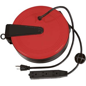 Picture of Electrical Cord Retractable Reel