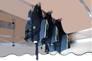 Picture of Life Vest Hanger