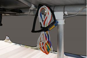 Picture of Ski Rope Hanger - Square tube