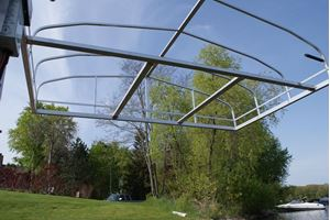 Picture of Canopy Net Frame Kit  Sqr tube