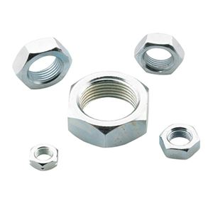 "Picture of Steel Jam Nut 5/8"" LH, 3/4 Wrench"