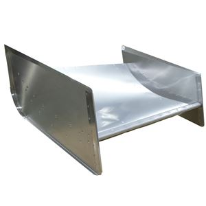 Picture of Nose Wing 2 Dish Recessed Rvt Standard Superboard Kit