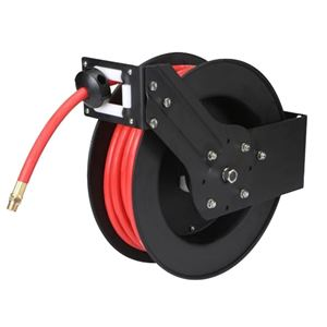 "Picture of Air Hose Retractable Reel, Economy Reel, 50.0 foot Long, 3/8"" ID Hose"