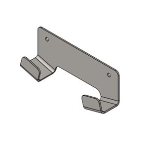 Picture of Broom Holder White