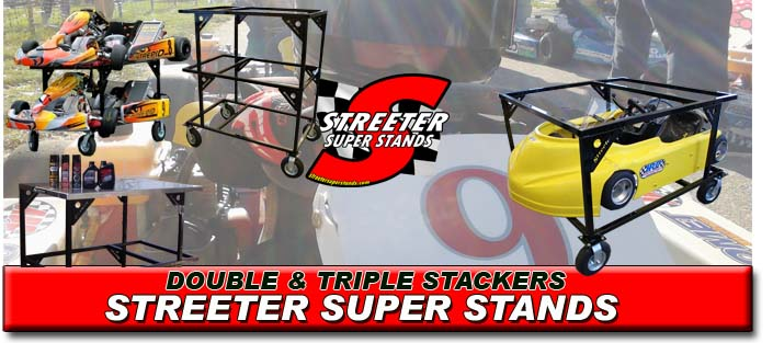 Streeter-Stackers